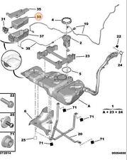 Original Diesel Partikel Filter Additiv Eolys Powerflex Partner 3 PDF 9678101680