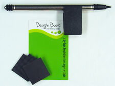Stylus & Stylus Holder/Clip & Magnet Kit for Boogie Board 8.5 Inch LCD Writer