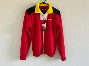 Columbia Disney Mickey Mouse Sweater/Jacket Red Size XXS