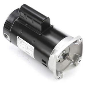 CENTURY B2748 Motor,2 HP,3,450 rpm,56Y,230V