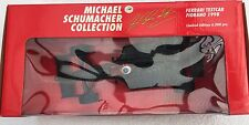 Paul's Model Art Michael Schumacher Ferrari Testcar Fiorano 1998 Limited Edition