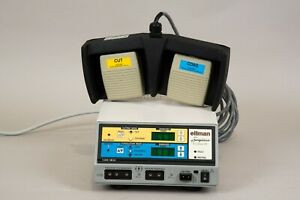 Ellman Surgitron 4.0 Dual RF 120 IEC P/N 2480234 with Pedal - Simon Medical, Inc
