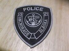CR15) Ancnorage Alaska Police Patch