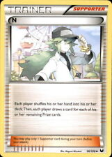 4x Pokemon DARK EXPLORERS N 96/108 UNCOMMON TRAINER CARD NM
