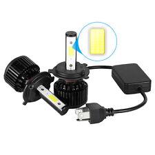 100W 8000LM H4 LED Headlight Bulb Kit Light Hi/Lo Beam Vehicle Car 6000K White
