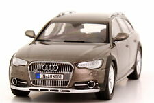 AUDI A6 ALLROAD QUATTRO 2012 C7 DAKOTA GREY KYOSHO 501.12.066.13 1/43 BREAK