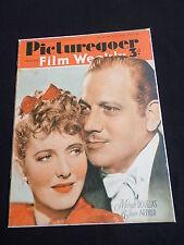 PICTUREGOER - UK MOVIE MAGAZINE - 6 JULY 1940 -ANN SHERIDAN - JEAN ARTHUR