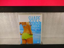 Shape Your Butt, Hips and Thighs Lisa Wheeler on dvd new sealed