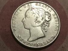 1900 Newfoundland 50 cents