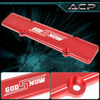 Red Engine Dress Up B-series Vtec For B18 B16 Valve Spark Plug Wire Cover Insert
