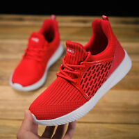 AMAWEI Kids Casual Sneakers Boys Girls Slip on Lightweight Breathable Running Walking Tennis Shoes