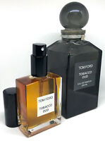 TOM FORD - Tobacco Oud - Eau de Parfum - 50ml - decant - 100% GENUINE