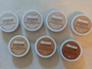 Maybelline New York Dream Cushion Fresh Face Liquid Foundation ~ 8 Shades ~ New