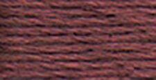2 Skeins DMC Embroidery Floss 100 Cotton #315 Medium Dark Antique Mauve France Pair