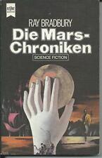 Ray Bradbury: Die Mars-Chroniken, Heyne SF 3410 2. Aufl. 1978