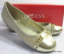 GUESS Jeans Shoes Flat Flats Heel Flip Flops Sandals Flop shoe Ballet NIB  8.5