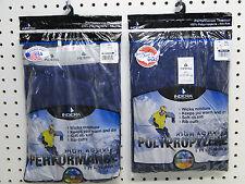 Men's Polypropylene Thermal Underwear Set 3X Navy Blue