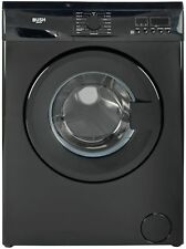 Bush WMDF714B Free Standing 7KG 1400 Spin Washing Machine A++ Black.