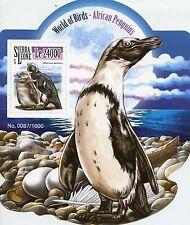 Sierra Leonean Sheet Bird Postal Stamps