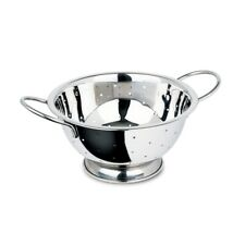 More details for drywite 9 litre stainless steel colander fish chips
