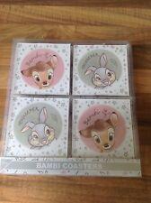 Brand new boxed set of Disney Bambi Coasters