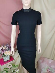 cherrie424: NWT Zara Black Ribbed Top