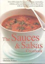 The Sauces & Salsas Cookbook (Textcooks)
