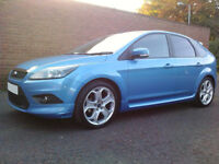 FORD FOCUS MK2 ZETEC S LOOK FRONT VALANCE / FRONT SKIRT