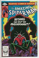 AMAZING SPIDERMAN #229 Near Mint NM 9.2-9.6 (MARVEL Comics, 1982) Juggernaut!
