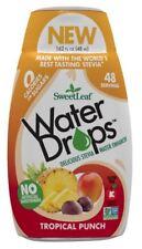 SweetLeaf Stevia Tropical Punch Water Drops 48ml