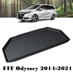 Heavy Duty Trunk Cargo Mat Boot Liner Luggage Tray for Honda Odyssey 2014-2021