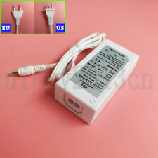 5Pcs DC 12V 4A 48W Transformer Power Supply Switch Adapter White Non Waterproof
