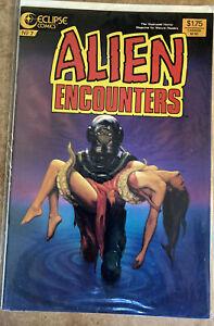 ALIEN ENCOUNTERS #7 (Eclipse Comics, 1986)