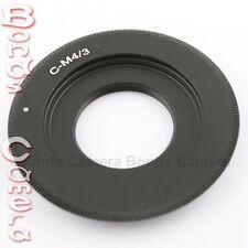 "C Mount 2/3"" CCTV Lens to Olympus E-P3 Panasonic G3 GF3 Micro 4/3 M43 Adapter"