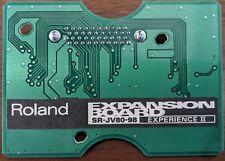 Roland Expansion Board SR-JV80-98 Experience II/2 JV1080 JV2080 XV5080