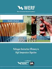 Pathogen Destruction Efficiency in High-Temperature Digestion (Werf Research Rep