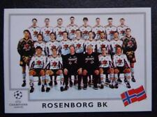 Panini Champions League 1999-2000 - Team Photo (Rosenborg) #69