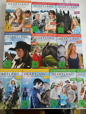 10x Heartland - Paradies für Pferde - verschiedene Staffel - BOX-Set - DVD