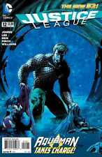 JUSTICE LEAGUE #12 Variant 1:25 New 52 DC Comics 1st Print Near Mint to NM+