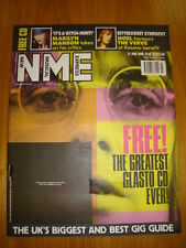 NME 1999 JUN 12 MARILYN MANSON VERVE NOEL GALLAGHER