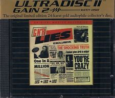 Guns n`Roses Lies MFSL Gold CD Neu OVP Sealed UD II 748