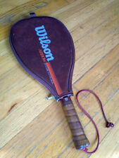 New listing Vintage WILSON Arrow Dynamic Extrusion Racquetball Racquet Racket with Case
