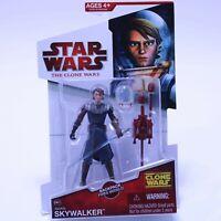Star Wars - The Clone Wars - Anakin Skywalker CW21 w/ Spacesuit & Jepack Missles