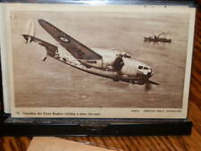 #6395,TWO WWII PC, Canadian Air Force,Artillery Men Circa 1940-5
