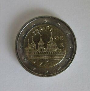 2 euro Commémorative Espagne 2013