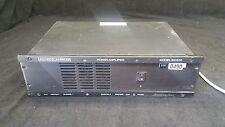 ALTEC LANSING 9444A PRO POWER AMPLIFIER 300W x2 4-OHMS 3 RU FAN Cooled