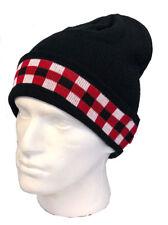 Scottish Regimental Dice Beanie Hat