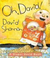 Oh, David!, Hardcover by Shannon, David, Brand New, Free shipping in the US