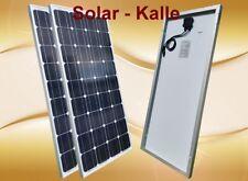 2 x 130Watt Mono SOLARPANEL PHOTOVOLTAIK PV Modul, Paneel Solar Zelle Platte NEU