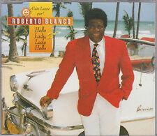 Roberto Blanco CD-MAXI HELLO LADY,LADY HELLO  ( 1 TRACK PROMO )